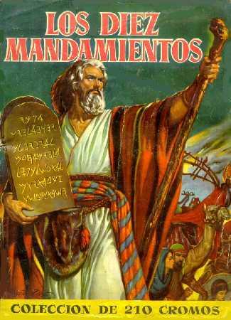 LOS DIEZ MANDAMIENTOS (6)